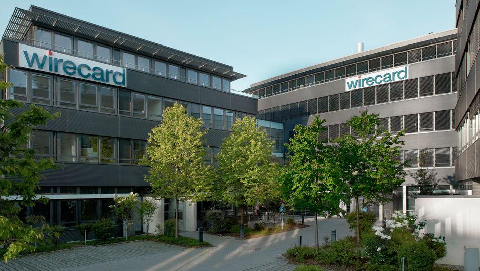 Black Box: Wirecard-Zentrale in Aschheim bei München