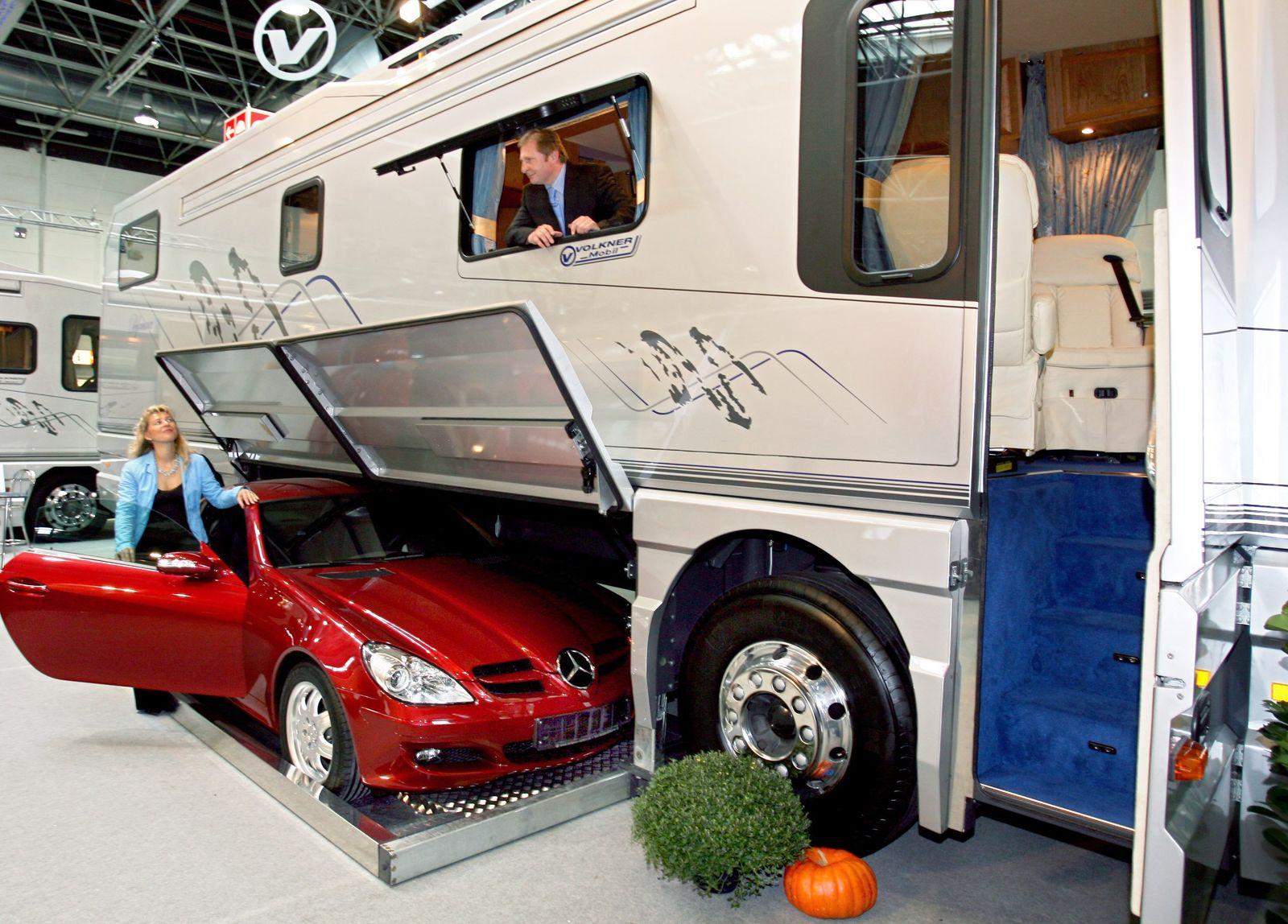 Caravan Salon - Fotorundgang
