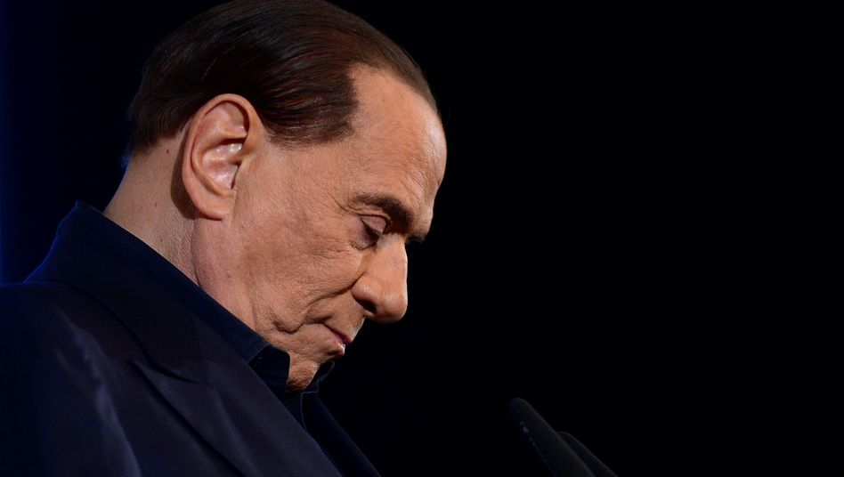Silvio Berlusconi: Vorsichtshalber im Krankenhaus
