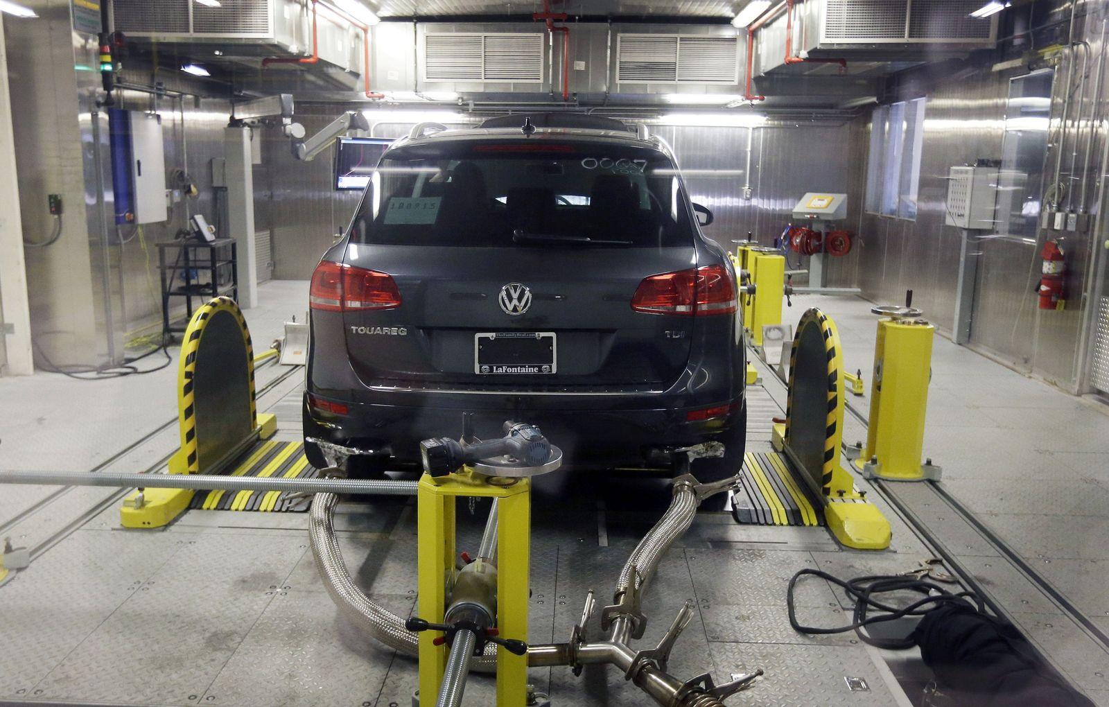 Volkswagen New Defeat Device