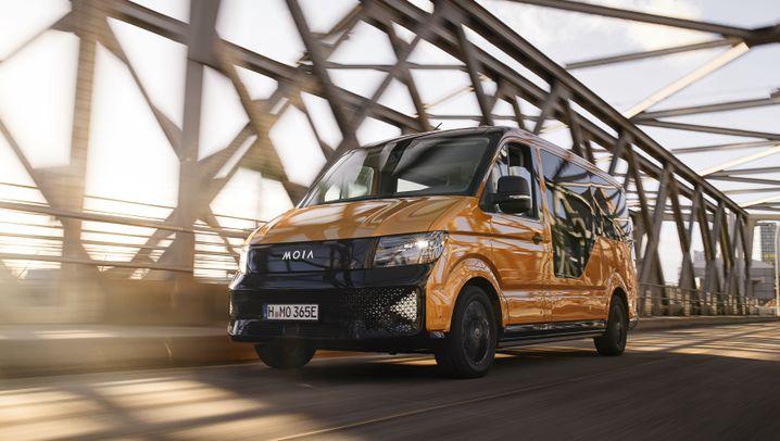 Mobilitätsdienst Moia: Jetzt geht es los mit VWs Shuttleservice