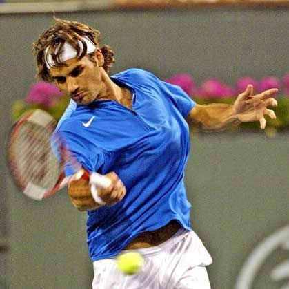 Nike-Werbestar Roger Federer: Sportkonzern mit Rekordergebnis