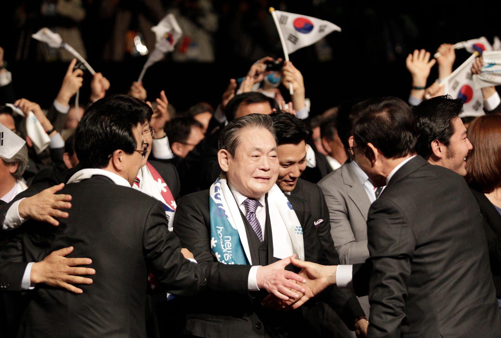 Lee Kun-hee / Samsung