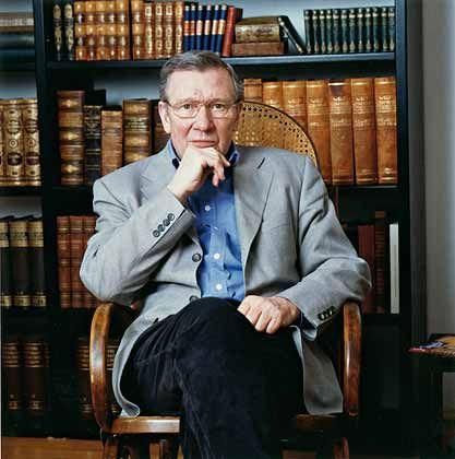 """Adolf Theobald (77) hat """"Twen"""" und """"Capital"""" erfunden; später war er Verlagsmanager (G+J, SPIEGEL, Ringier)"""