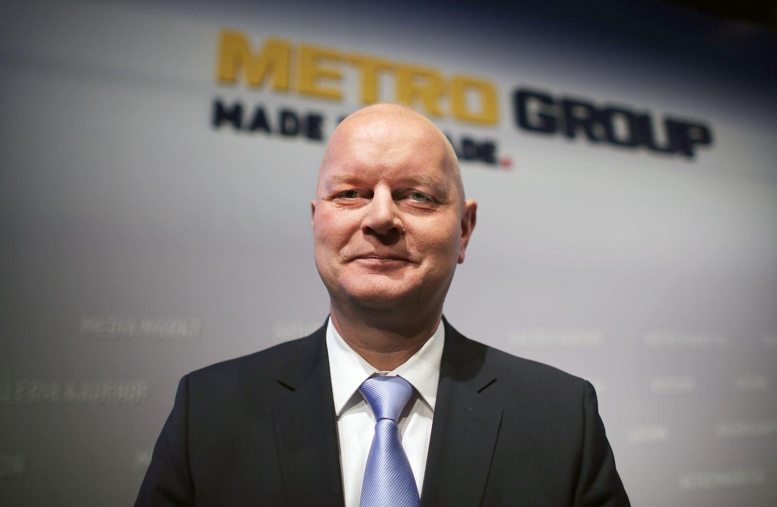 Metro - Olaf Koch