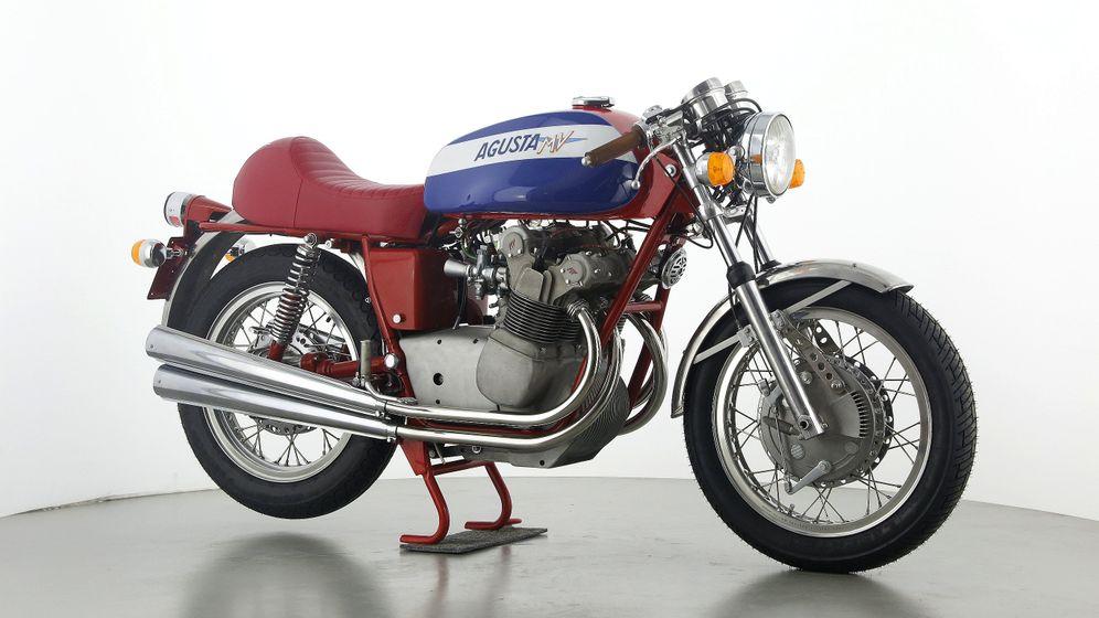 Motorrad-Oldtimer: Röhrende Schönheiten