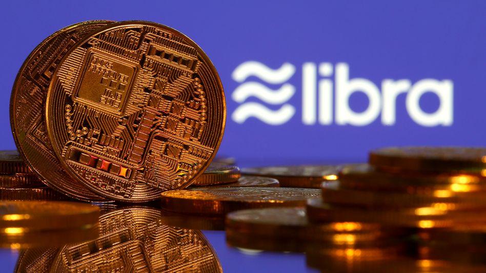 Facebooks Libra-Pläne versetzen Notenbanken in Sorge