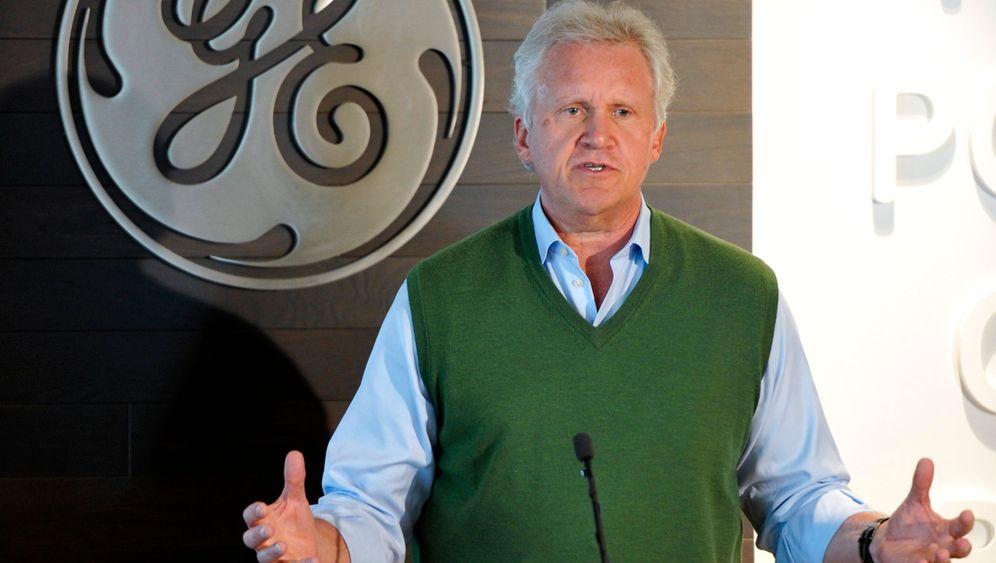 General Electric: Neue Zeiten verkehrte Welt