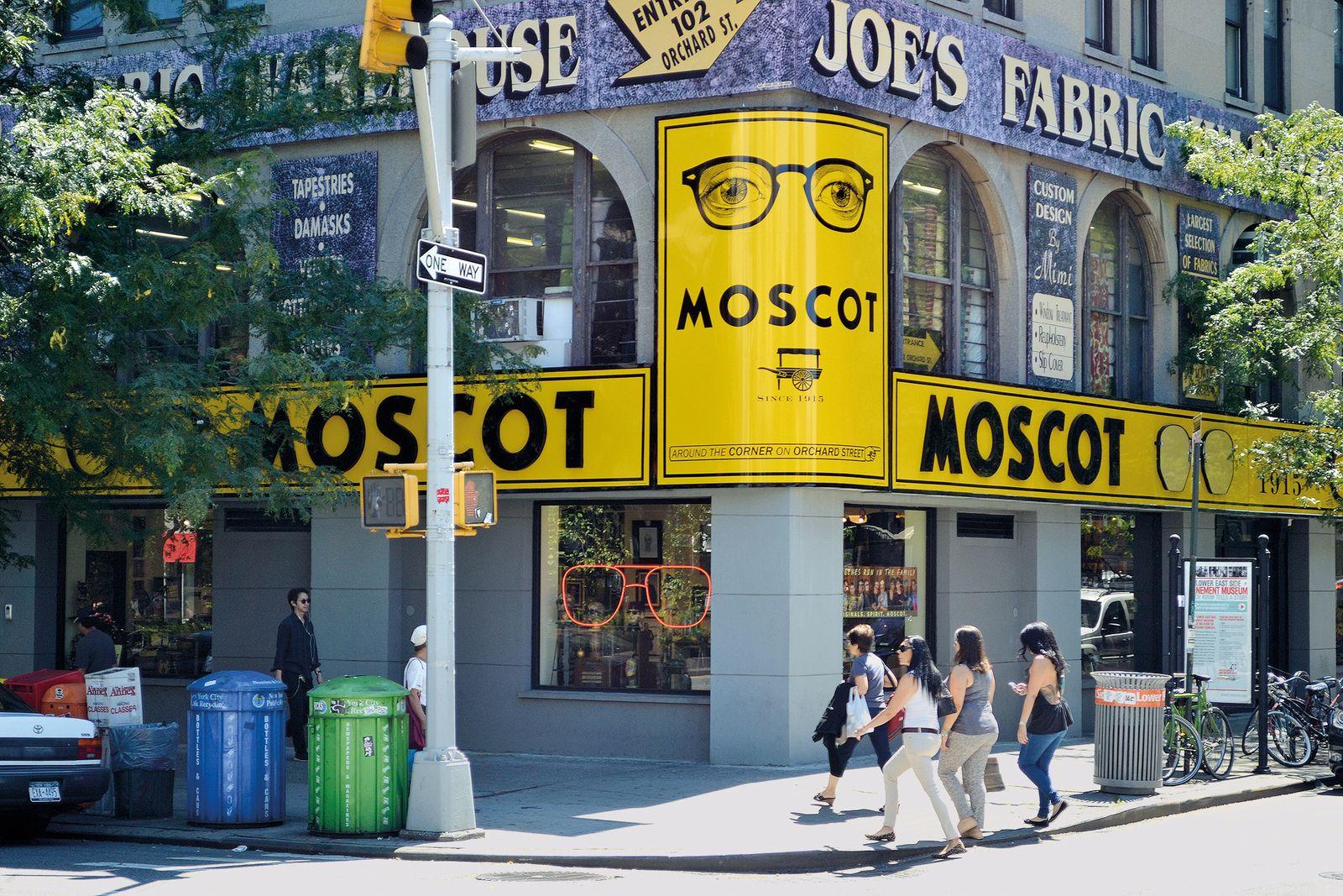 Moscot - Eye Glasses - Lower East Side