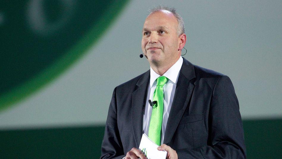 Unter Beschuss: Jürgen Stackmann könnte bald seinen Posten als Vertriebsvorstand bei VW räumen