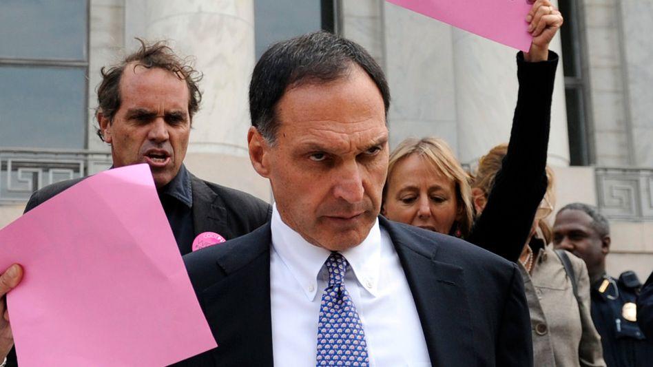 Lehman-Chef Dick Fuld: Gier frisst Hirn