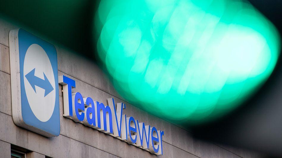 Grünes Licht: Teamviewer setzt auf eine Kooperation mit SAP - die Investoren des Softwarhauses aus Göppingen ebenfalls
