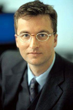 Neuer Herr über Euro und Cent: Uwe Schröder-Wildberg