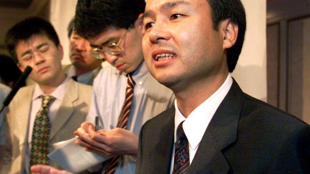 Masayoshi Son: Das ist der Herr der Roboter