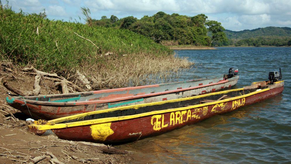 Panama: Embera-Indios