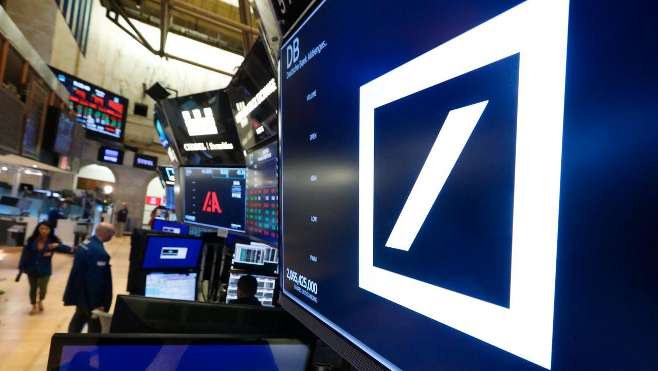Deutsche-Bank-Aktie wieder an der Zehn-Euro-Marke - manager magazin - Finanzen