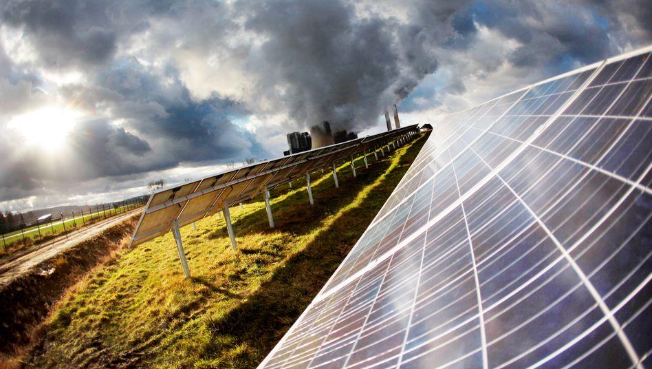 """Solaranlage: """"Der Weg zu erneuerbaren Energien kommt allen deutschen Unternehmen zugute"""""""