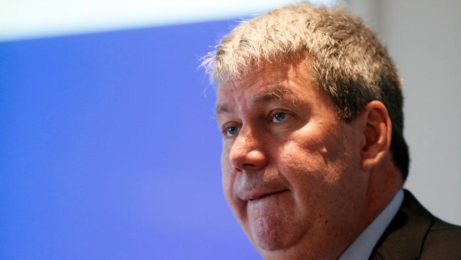 Valeant-Chef Michael Pearson: Wenigstens Hedgefonds-Guru Bill Ackman hält ihm die Treue