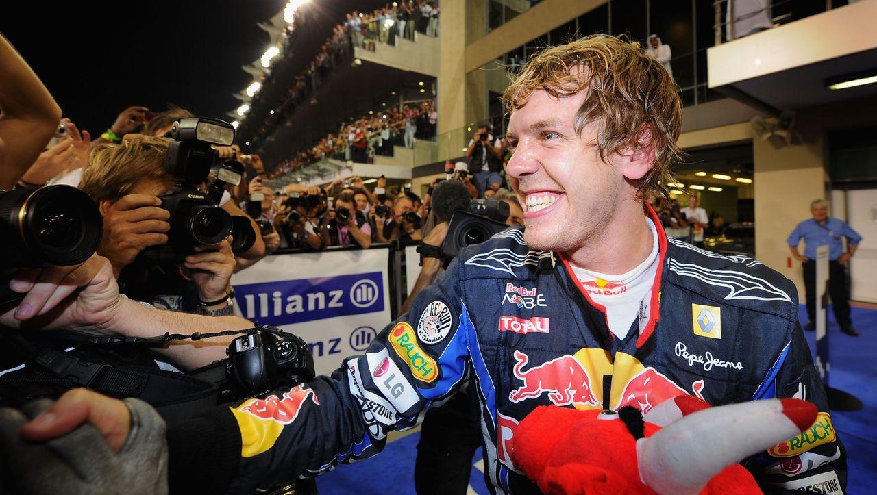 Jüngster Formel1 Weltmeister