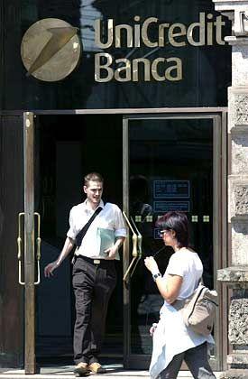 Münchens HVB gehört zu Mailands Unicredit: Zentrale der italienischen Großbank