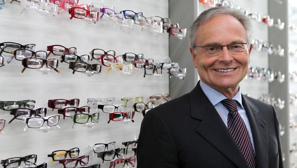 Günther Fielmann: Das Hörgeräteakustik-Angebot der Fielmann-Filialen soll wachsen