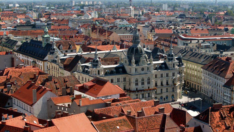 Graz: Österreichs bunte Provinzschönheit