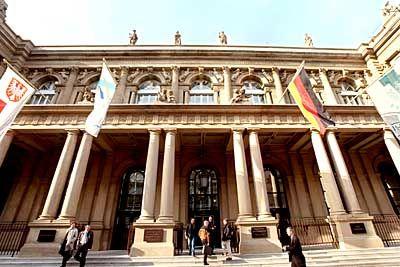 Zwei neue AR-Mitglieder: Deutsche Börse in Frankfurt
