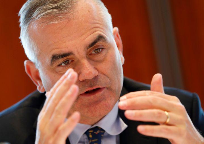 Thomas Gottstein wird neuer CEO bei der Credit Suisse