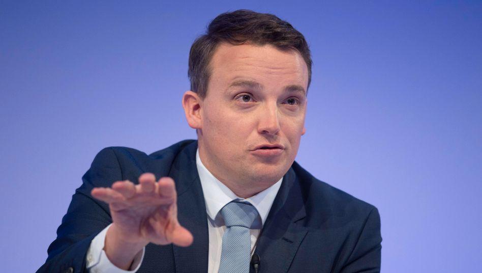 SAP-Konzernchef Christian Klein