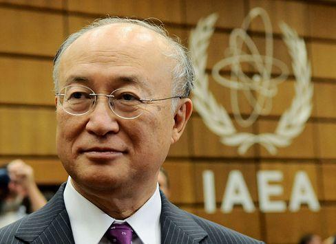 Japaner an der Spitze: neuer IAEA-Chef Amano