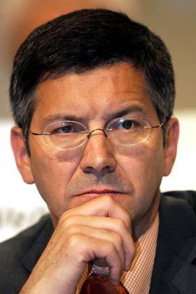 Topsponsor: Adidas-Chef und FCB-Sponsor Herbert Hainer ist stellvertretender AR-Chef