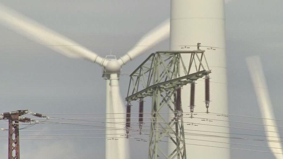 Energiewende: Die Umlage zur Förderung der Erneuerbaren Energien beträgt 2017 24 Milliarden Euro.