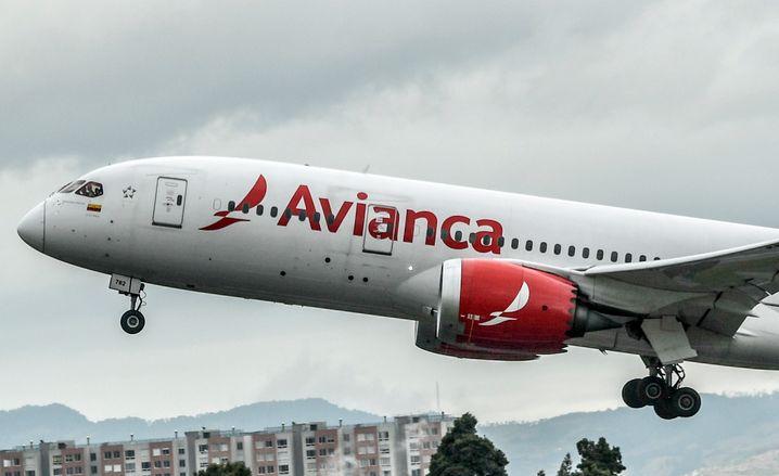 Avianca Airlines hat Insolvenz angemeldet