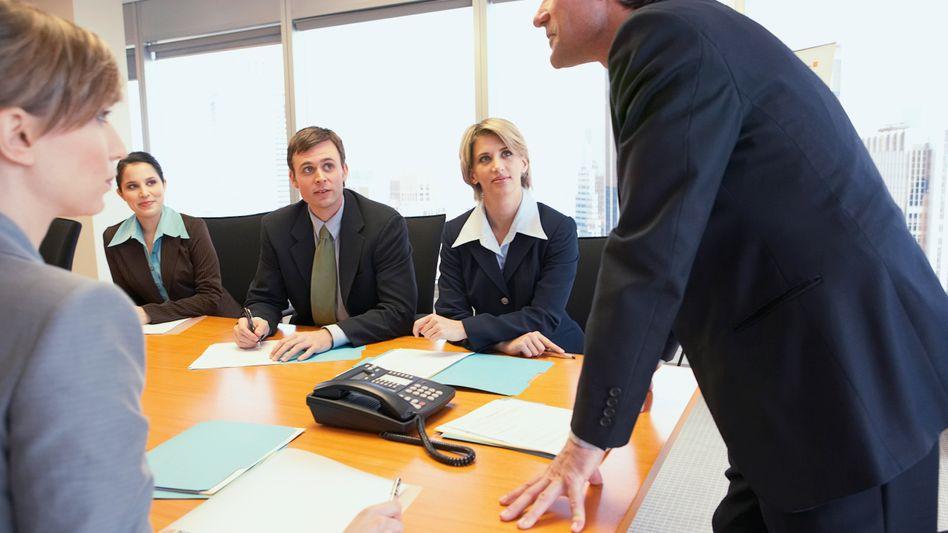 Gute Atmosphäre: Großer Anforderungskatalog für herausragende Chefs