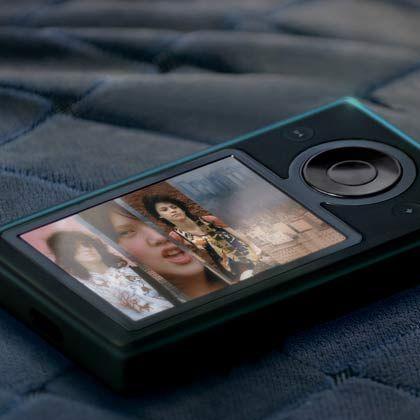 Microsoft Zune: Zu Weihnachten steht der MP3-Player vielleicht auch hierzulande in den Läden