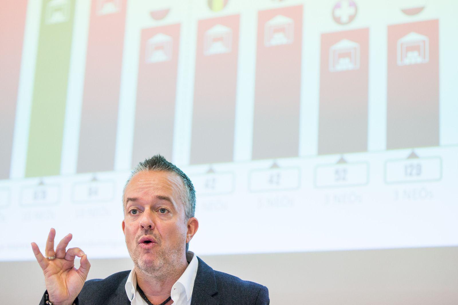 Fressnapf - Jahrespressekonferenz / Torsten Toeller