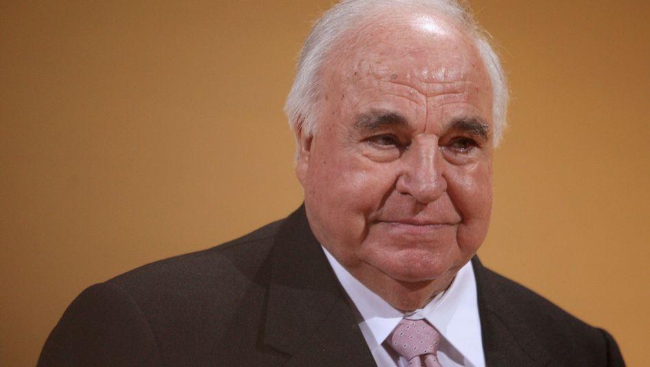 Altkanzler Helmut Kohl: Langjähriger Freund des DVAG-Gründers Reinfried Pohl
