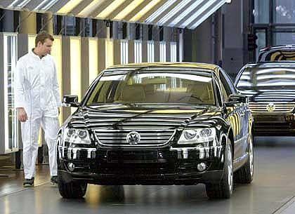 Marketing-Totalschaden von VW: Amokfahrt in die Mythologie mit dem Phaeton