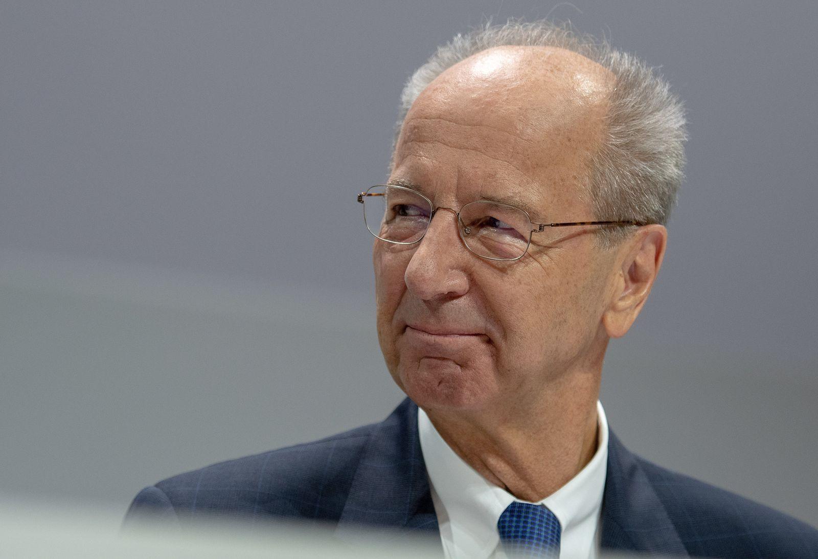 Aufsichtsratschef Pötsch verlängert bei Volkswagen