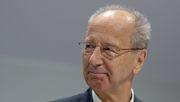 Hans Dieter Pötsch soll fünf weitere Jahre VW-Chefaufseher bleiben