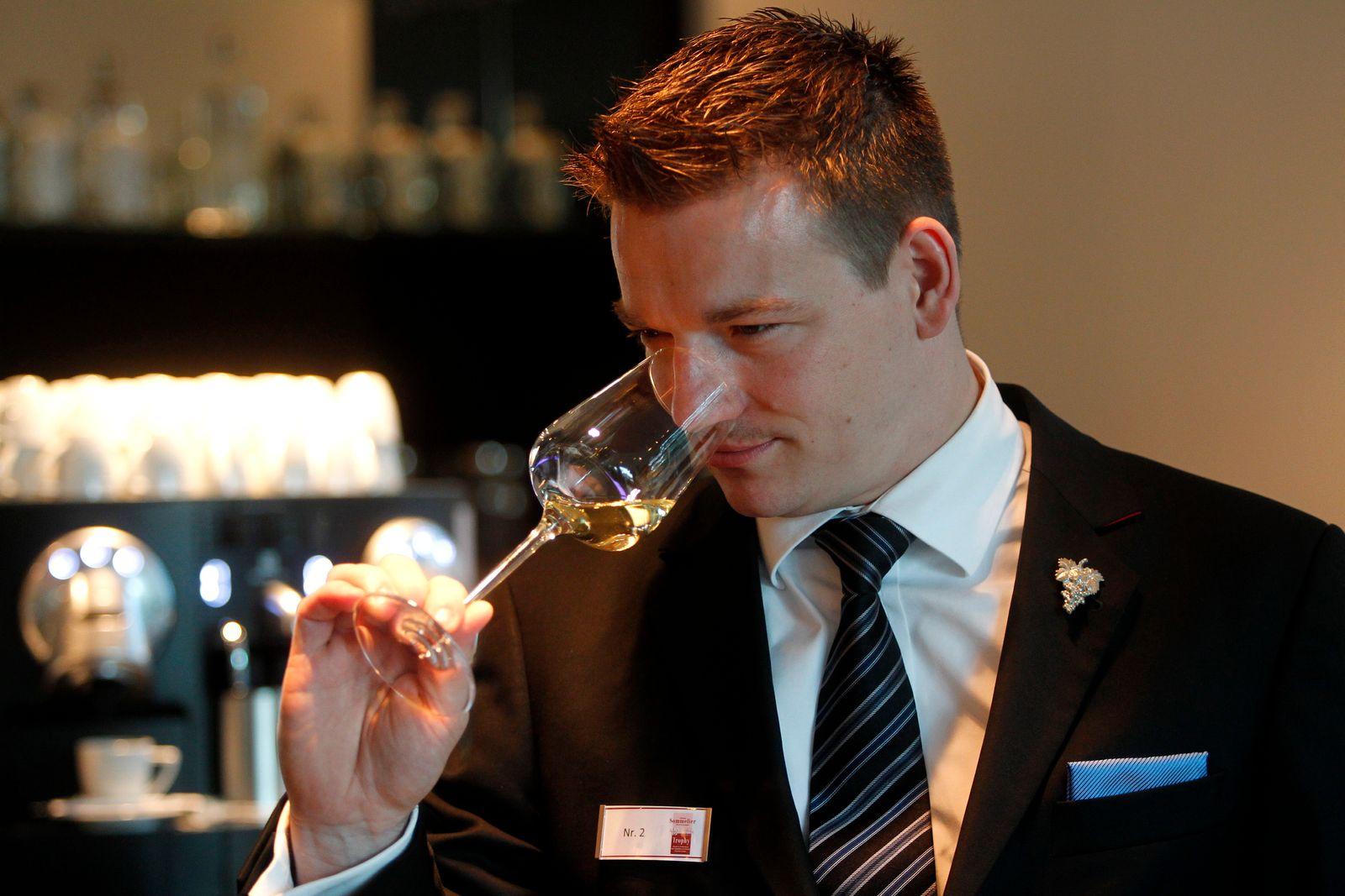 NICHT VERWENDEN Wein / Sommelier / Wettbewerbe / Thomas Sommer
