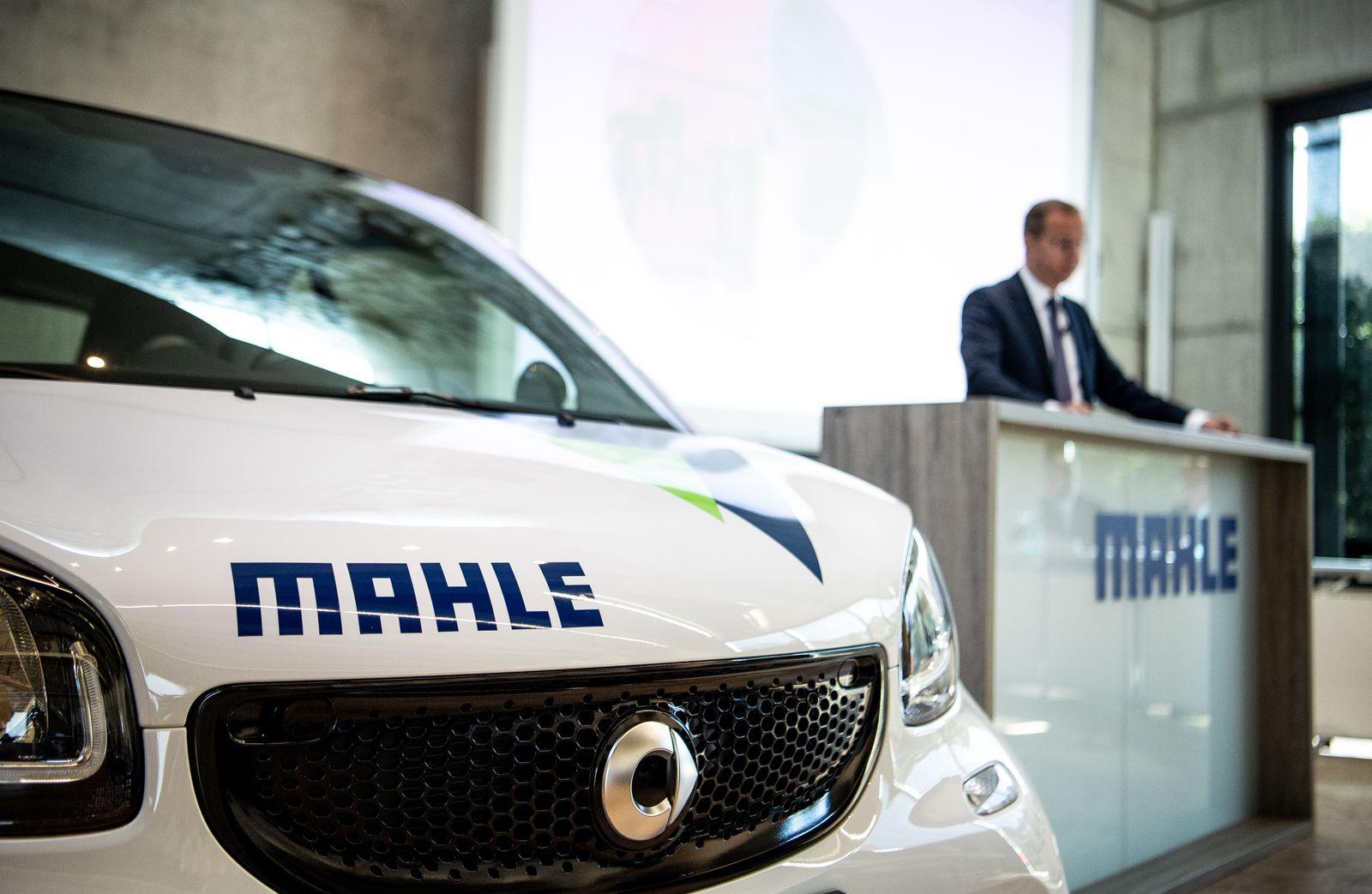 Automobilzulieferer Mahle - Bilanz-Pk