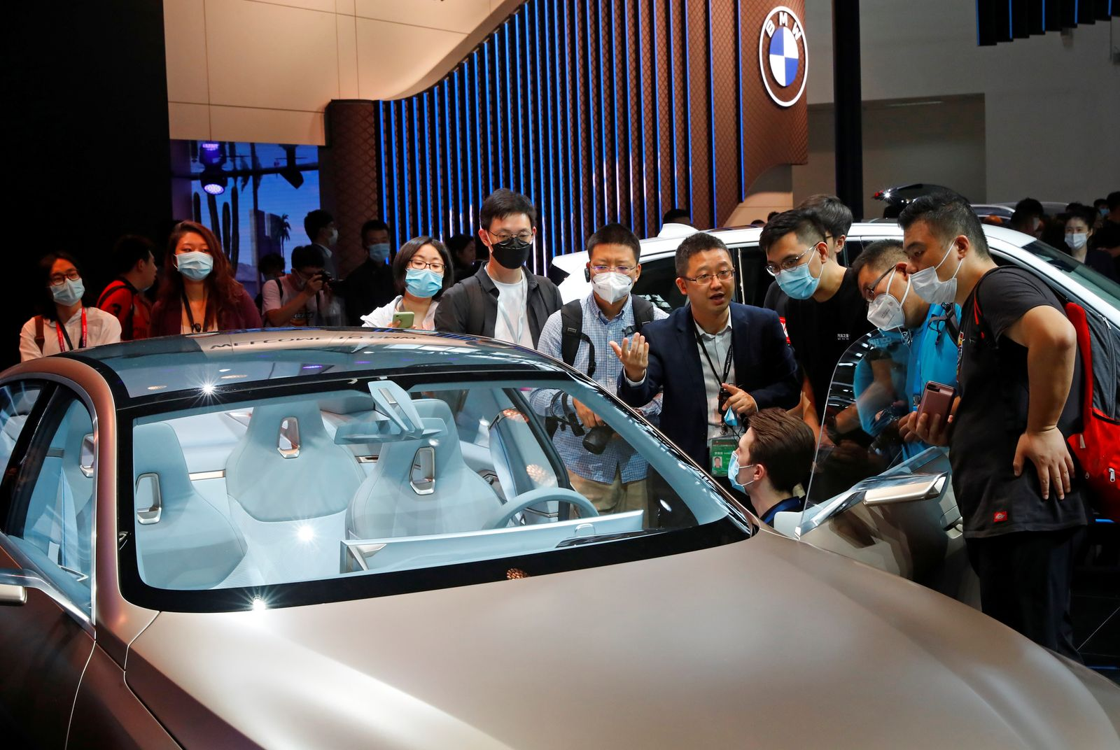 Beijing International Automotive Exhibition