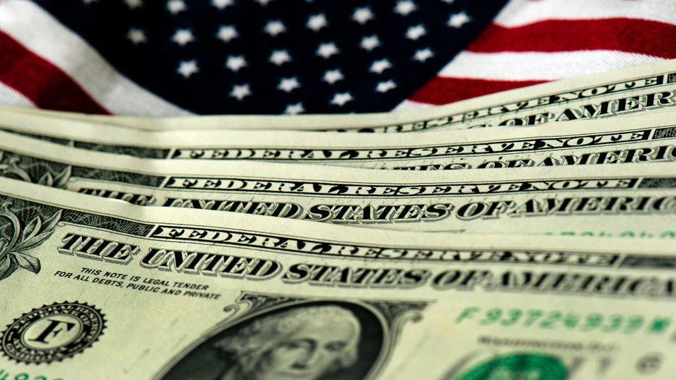 """Geldschwemme: Die US-Notenbank hält die stark anziehenden Inflationsraten für ein """"vorübergehendes Phänomen"""" - und drückt weitere Milliarden in den Markt"""