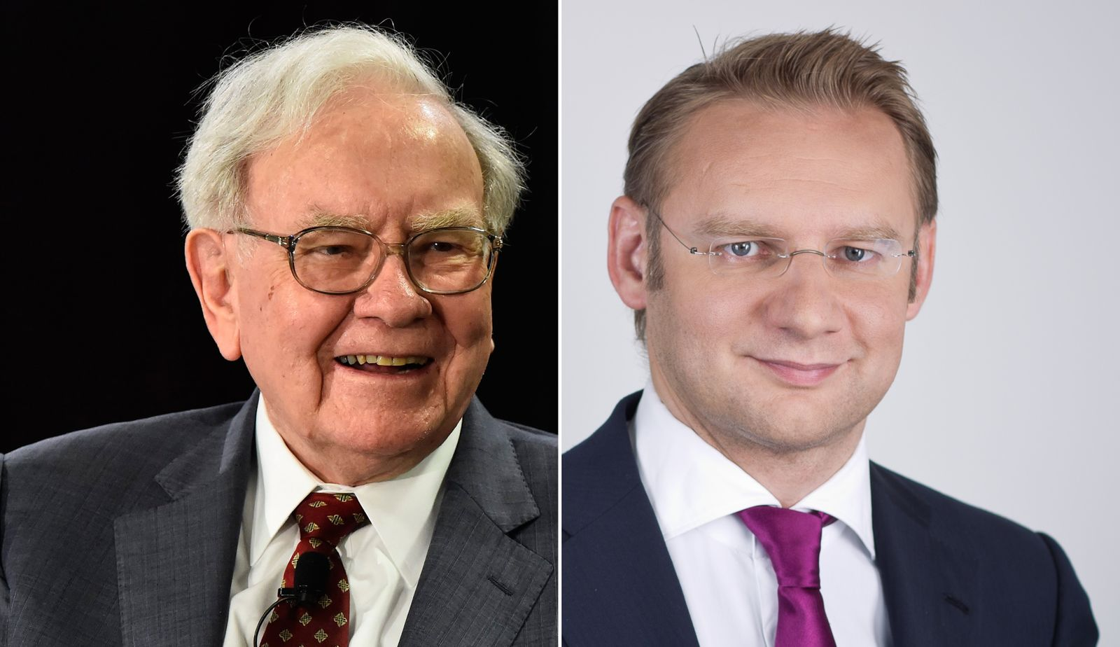 KOMBO Warren Buffett / Eckhard Sauren
