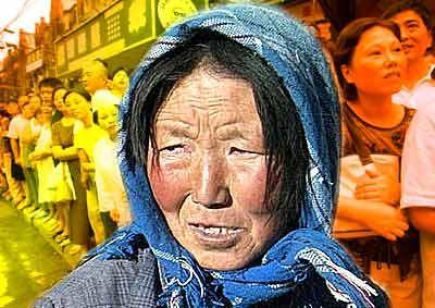 """Umbruch: Noch profitiert das """"Land ohne Brüder und Schwestern"""" davon, dass viele junge Menschen auf den Markt drängen. Doch in 30 Jahren wollen in China rund 300 Millionen Rentner versorgt werden"""