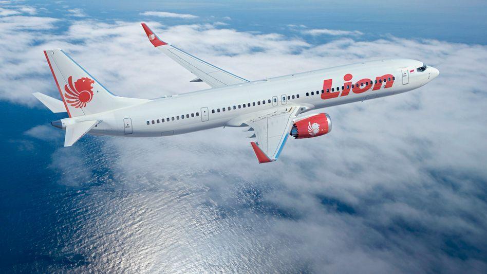 Die größte indonesische Fluggesellschaft Lion Air zählt zu den größten Bestellern des Mittelstreckenjets Boeing 737 Max