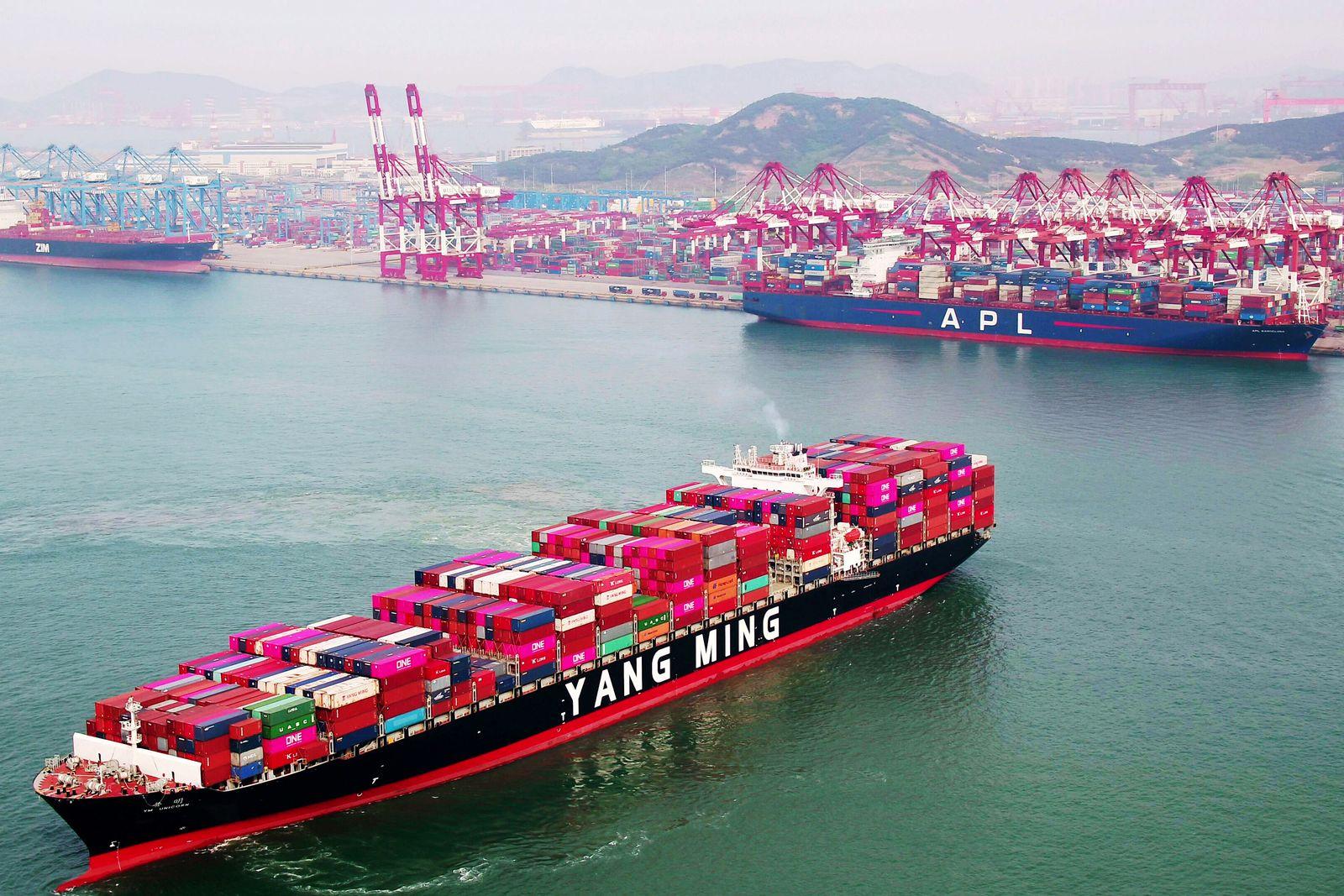 China - Handel