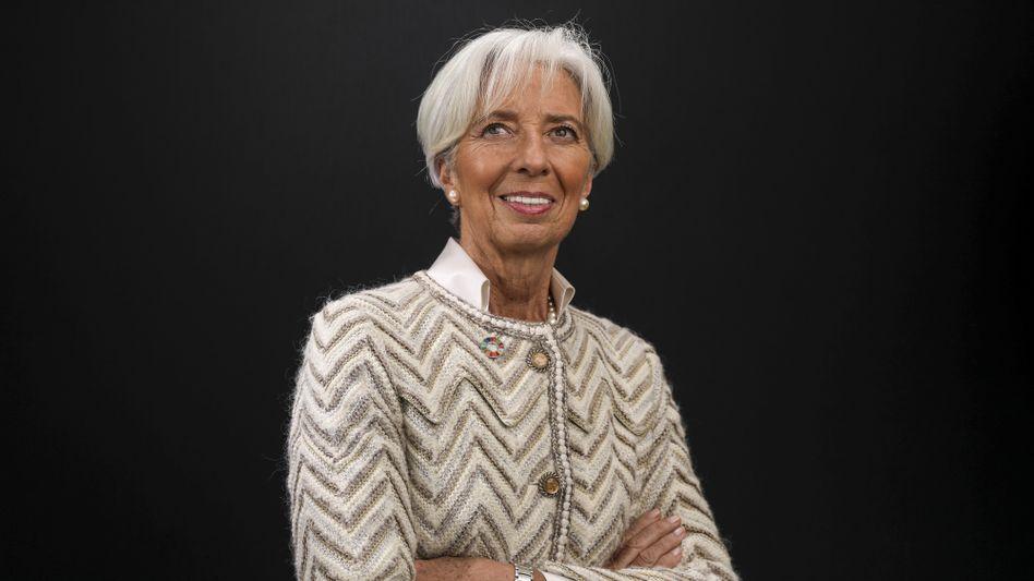 Designierte EZB-Chefin: Christine Lagarde
