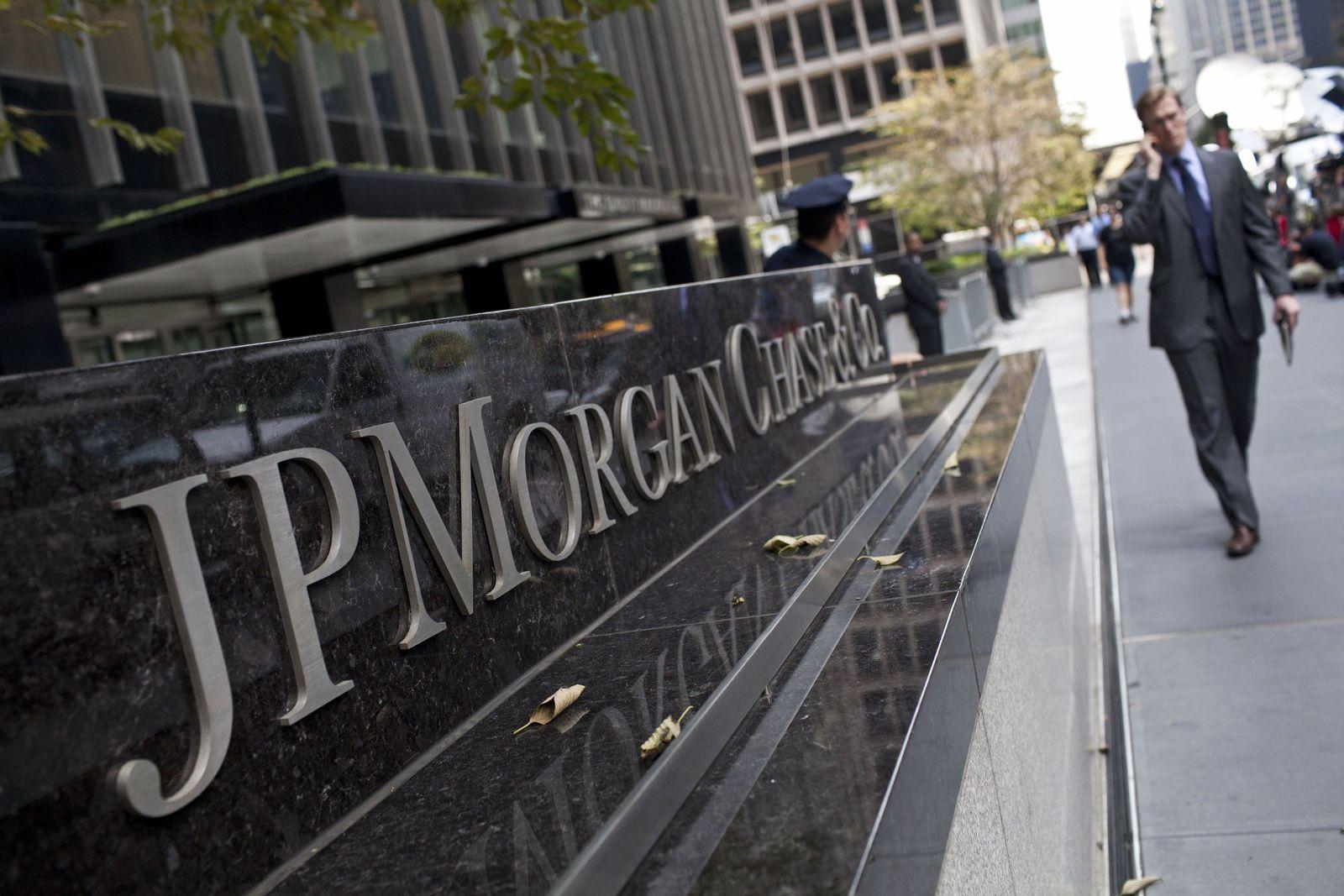 Banken / JP Morgan